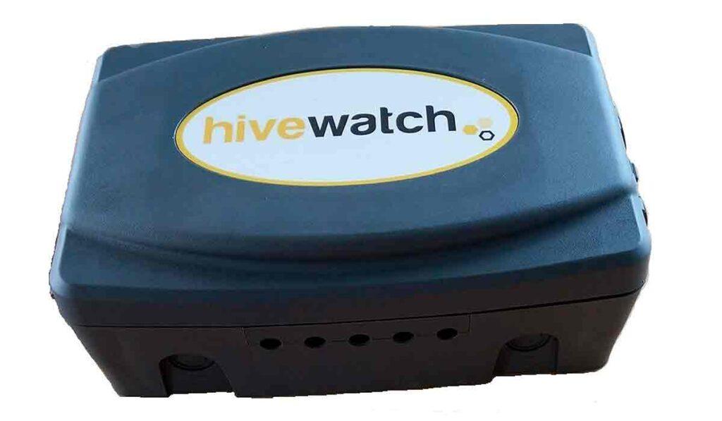 caja protectora para la báscula de colmenas HiveWatch